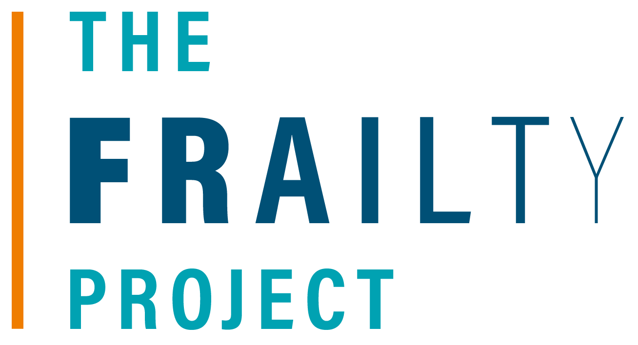 The Frailty Project Logo